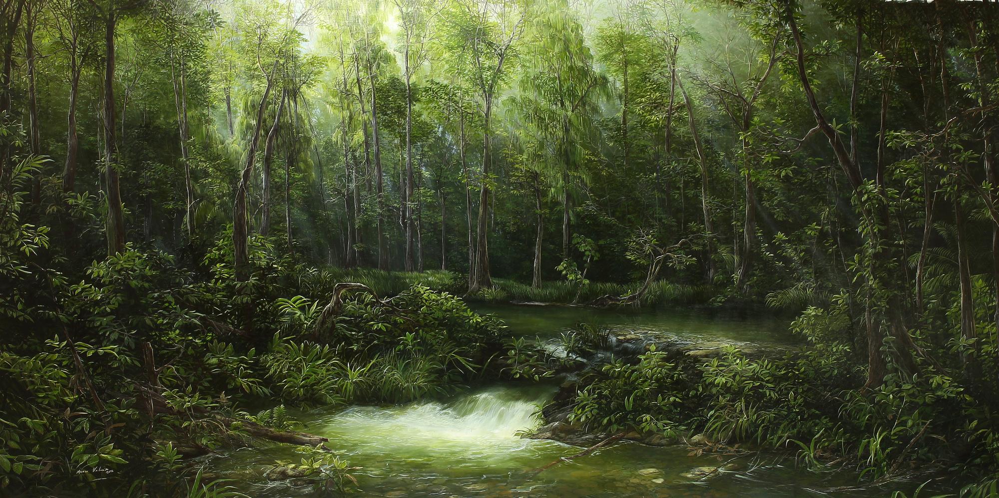 Resultado de imagen de orilla de rio