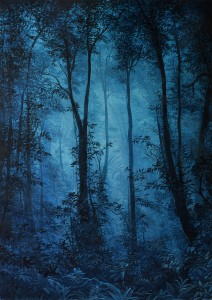BOSQUE AZUL 0.90 X 1.31 MT MV20160802 SMALL